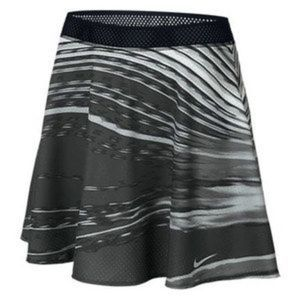 Maria Sharapova Nike Power Grey Tennis Skort